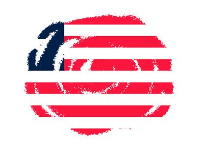 リベリア共和国の国旗-クラヨン2