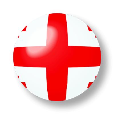 ジョージアの国旗-ビー玉