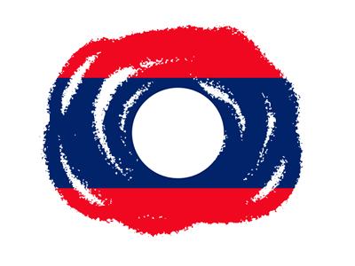 ラオス人民民主共和国の国旗-クラヨン2