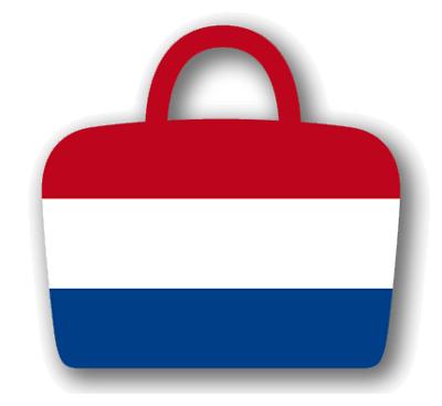 オランダ王国の国旗-バッグ