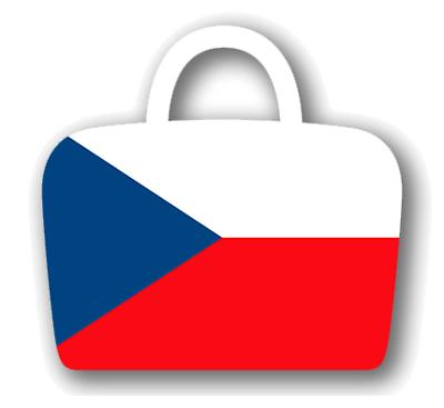 チェコ共和国の国旗-バッグ