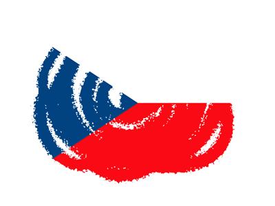 チェコ共和国の国旗-クラヨン2