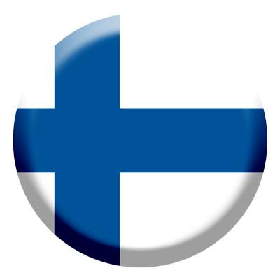 フィンランド共和国の国旗-コイン