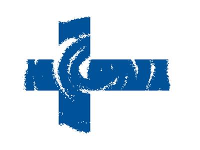 フィンランド共和国の国旗-クラヨン2