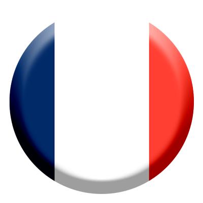 フランス共和国の国旗-コイン