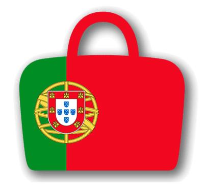 ポルトガル共和国の国旗-バッグ