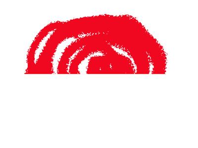 モナコ公国の国旗-クラヨン2