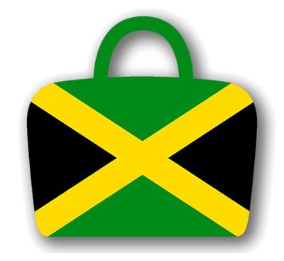ジャマイカの国旗-バッグ