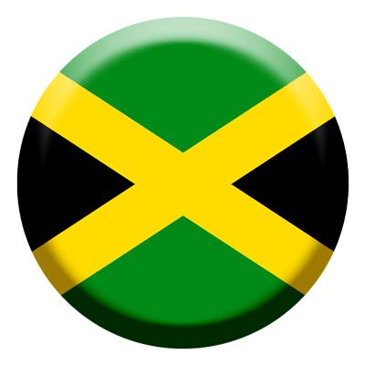 ジャマイカの国旗-コイン
