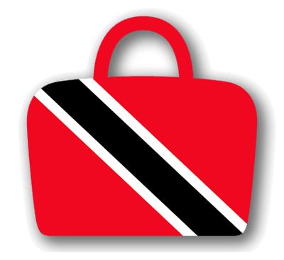 トリニダード・トバゴ共和国の国旗-バッグ