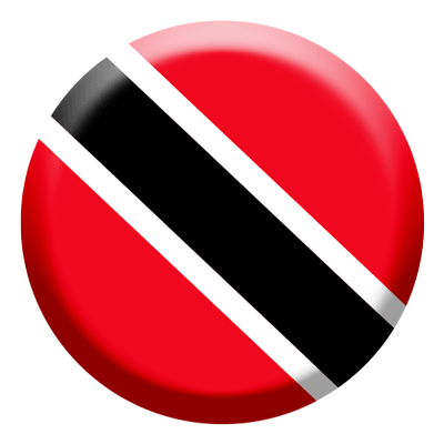 トリニダード・トバゴ共和国の国旗-コイン
