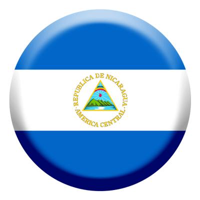ニカラグア共和国の国旗-コイン