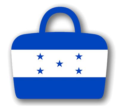 ホンジュラス共和国の国旗-バッグ