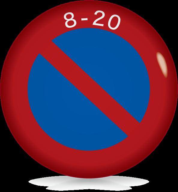 駐車禁止-アイコン-文字なし