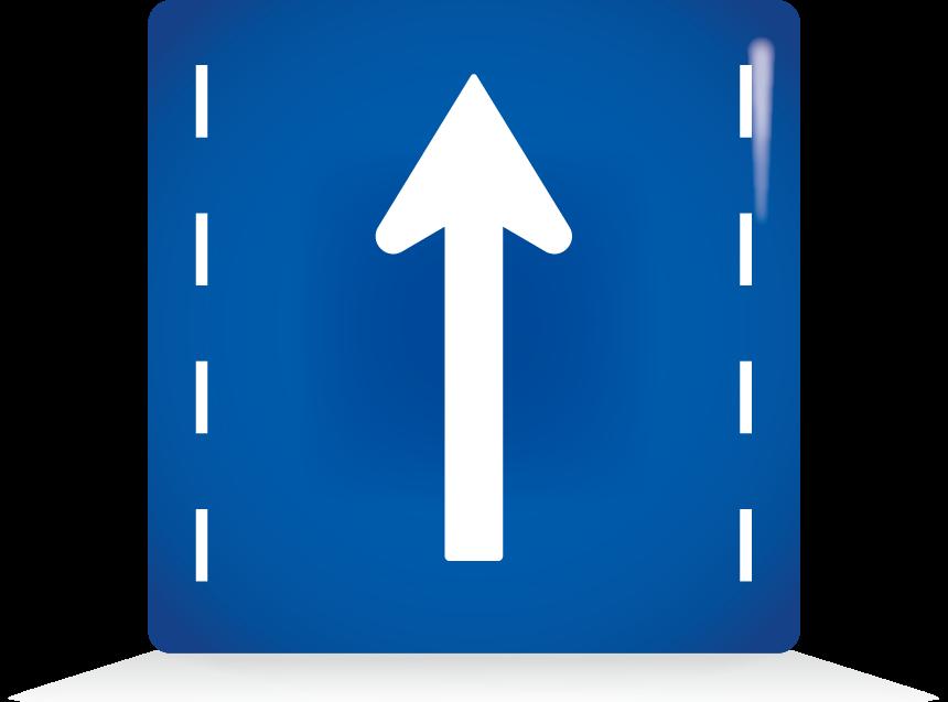 進行方向別通行区分A-アイコン-文字なし