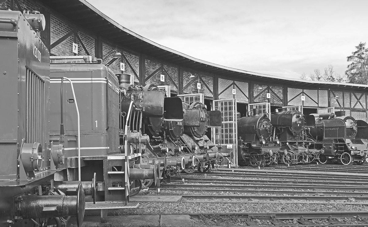世界にある人気の鉄道博物館
