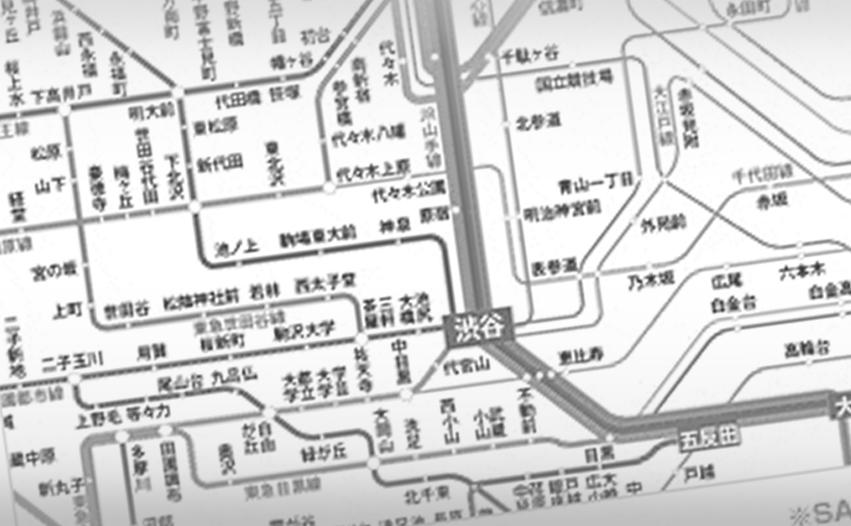 地理 路線図