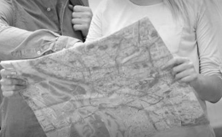 地図のウンチク