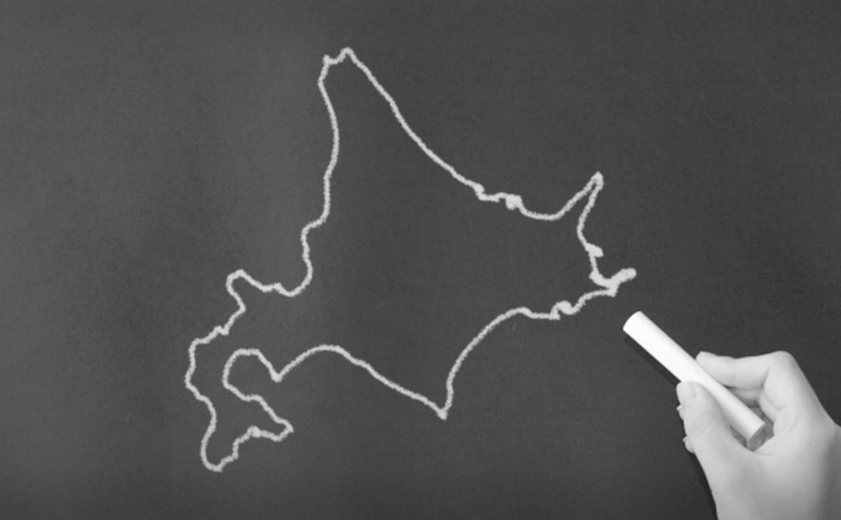 北海道-イラストマップ
