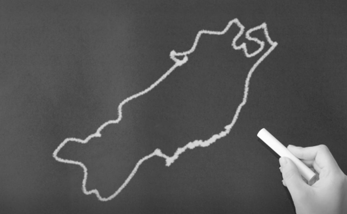 東北地方-イラストマップ