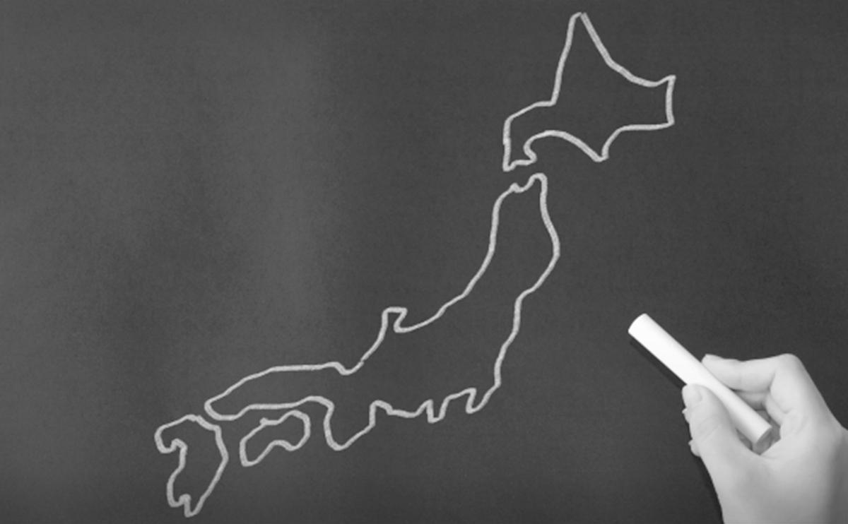 日本地図の無料イラスト集 (1000点以上) ・ダウンロード
