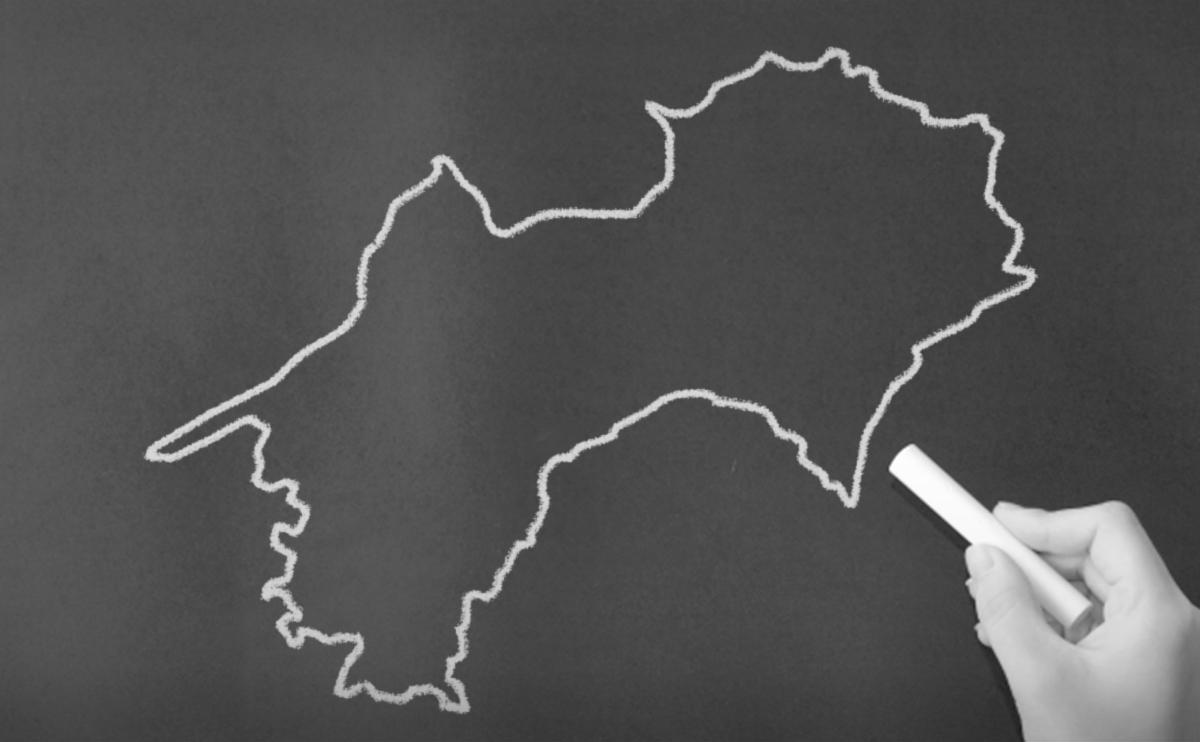 四国地方-イラストマップ