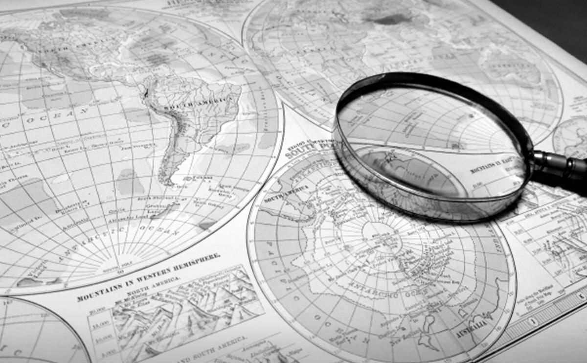 世界地図雑学