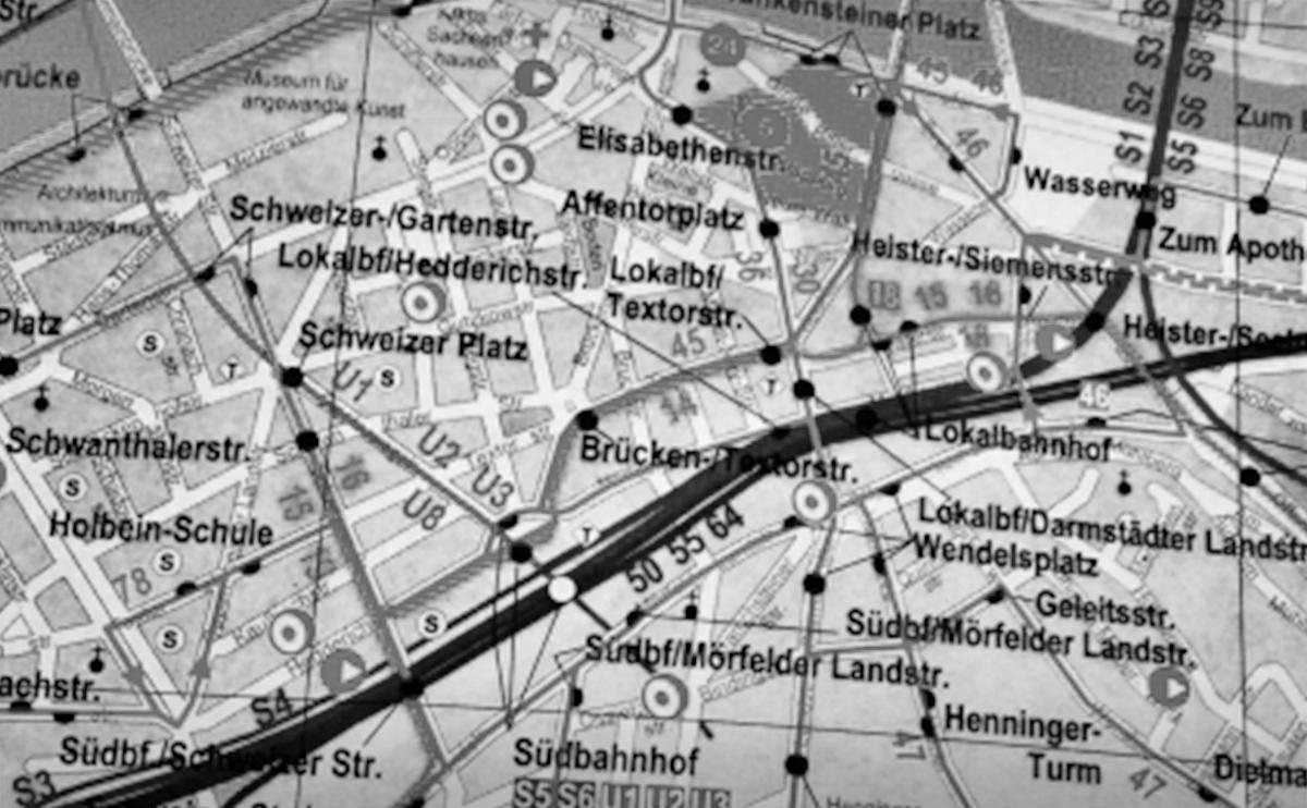 路線図 世界