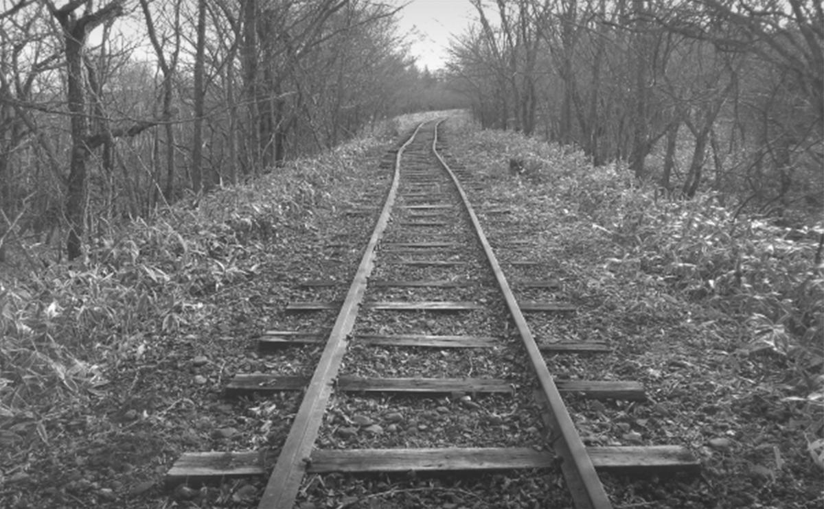 路線図 鉄道 廃線跡