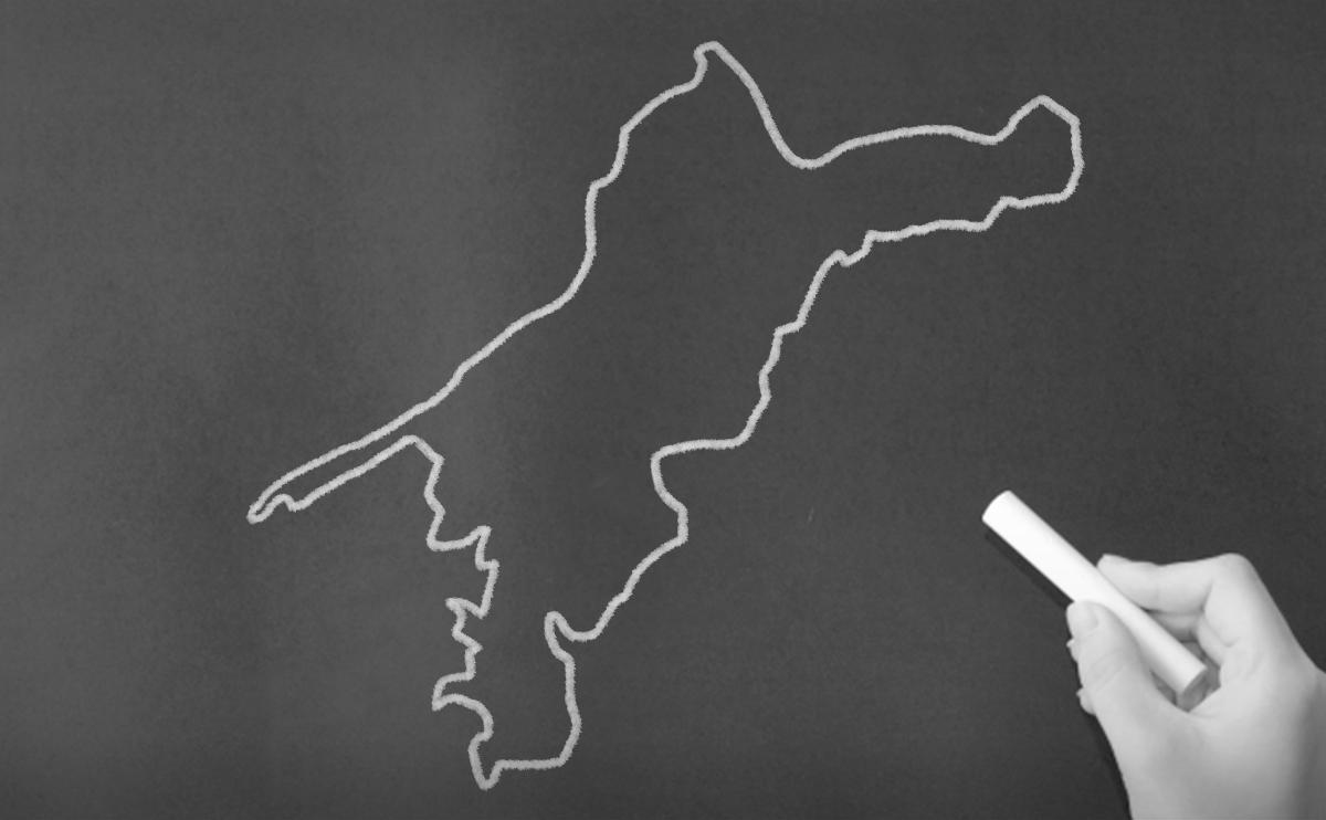 愛媛県-イラストマップ
