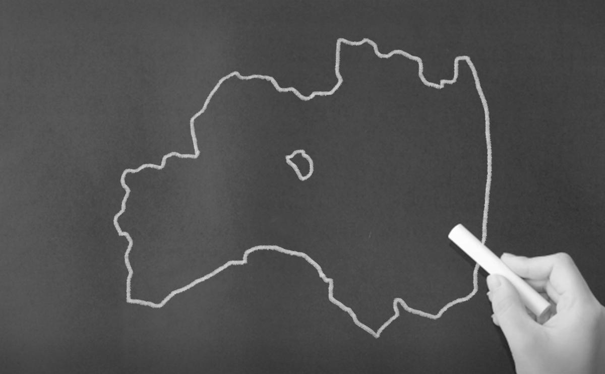 福島県-イラストマップ