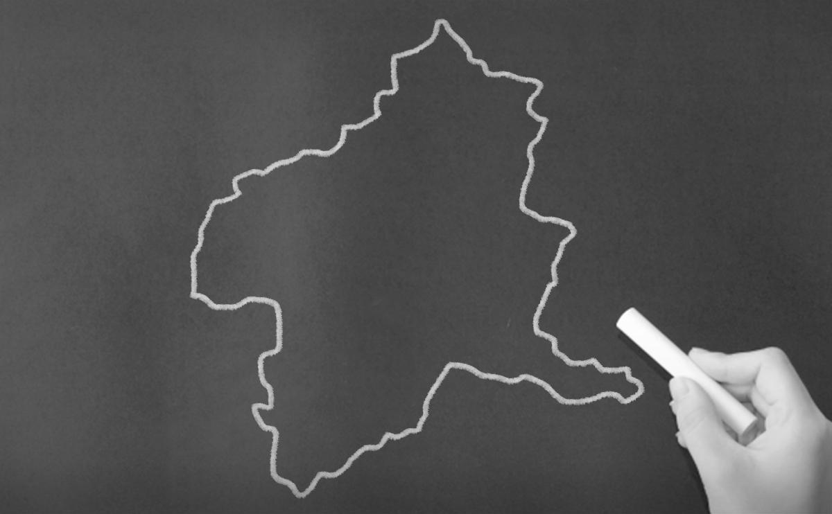 群馬県-イラストマップ