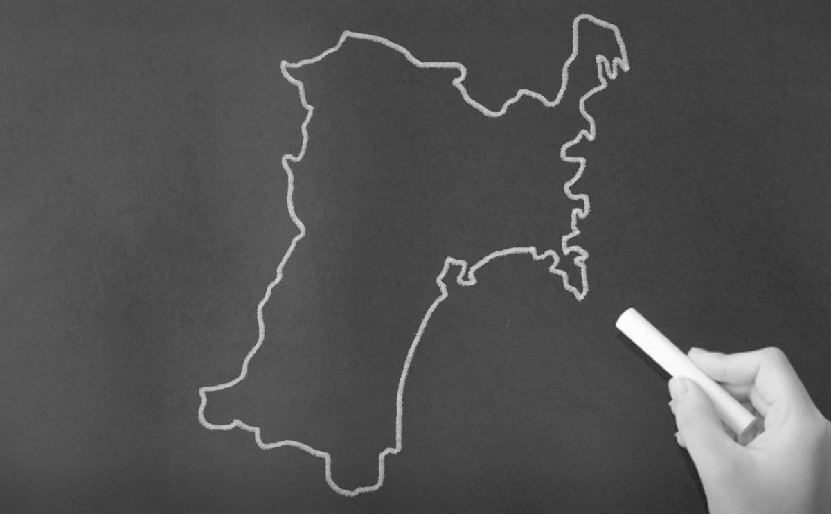 宮城県-イラストマップ