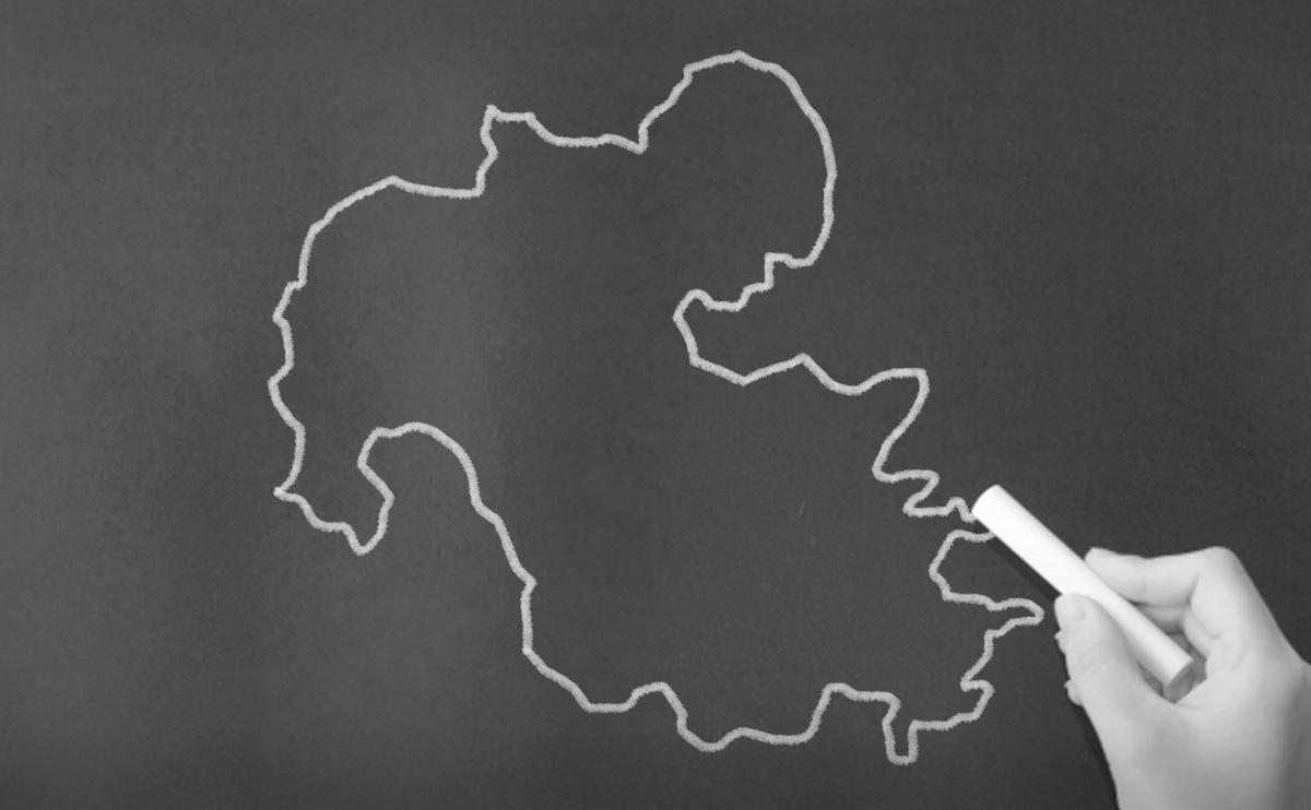 大分県-イラストマップ