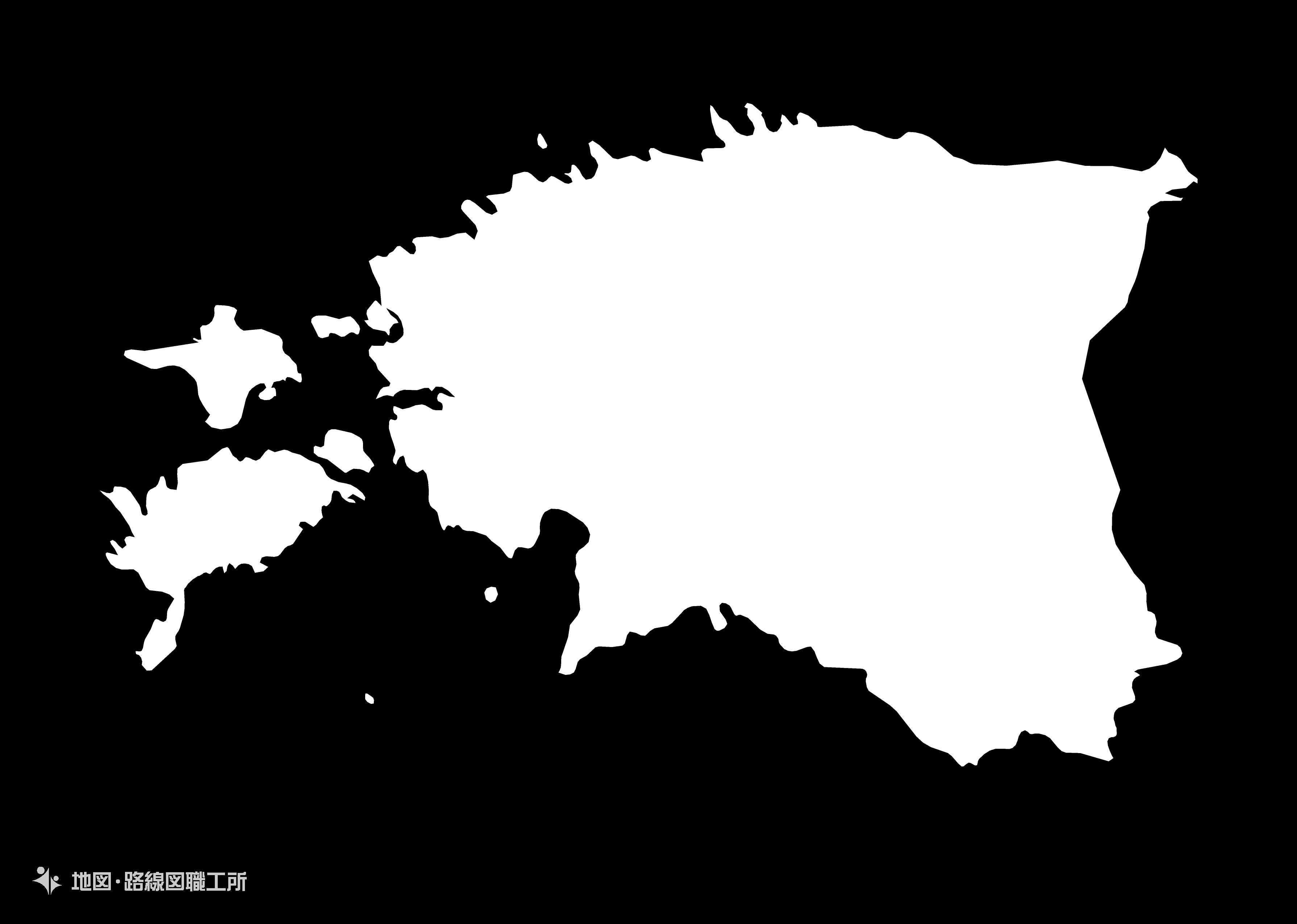 世界の白地図 エストニア共和国 republic-of-estonia map