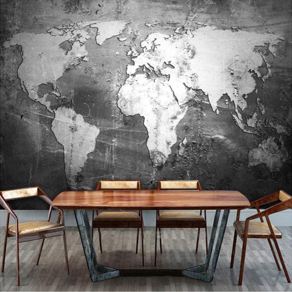 ヴィンテージ世界地図 イメージ1