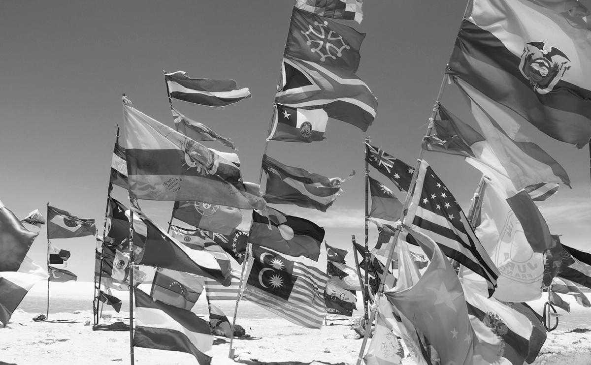 国旗の由来・意味一覧