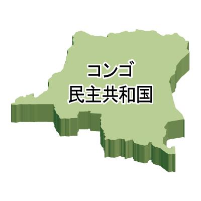 漢字・立体(緑)