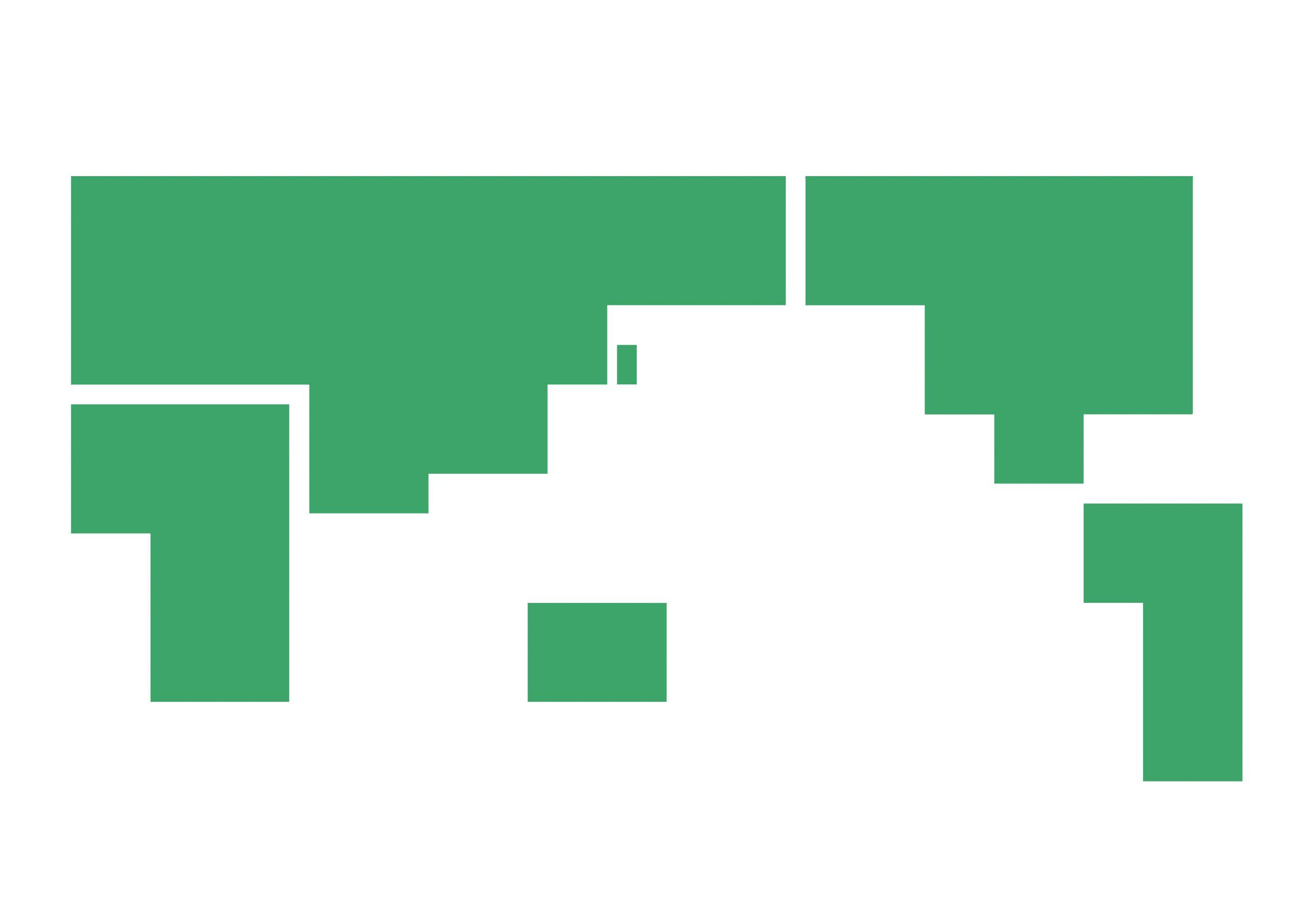 簡易四角(緑)