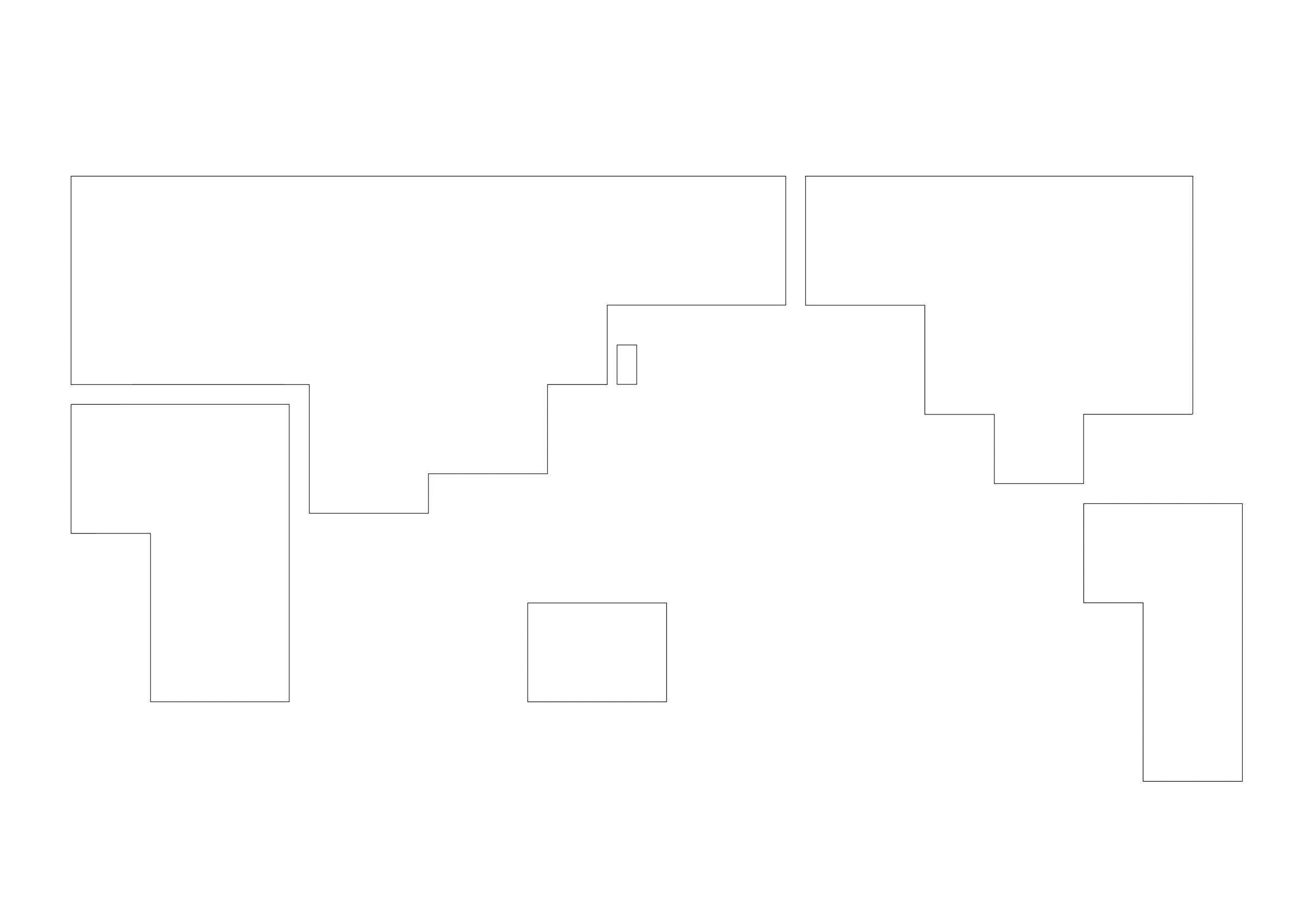 簡易四角(白)